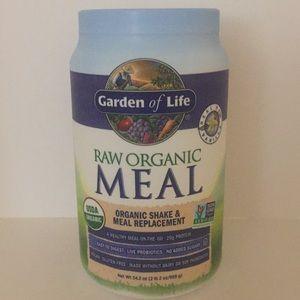 garden of Life RAW ORGANIC MEAL VANILLA